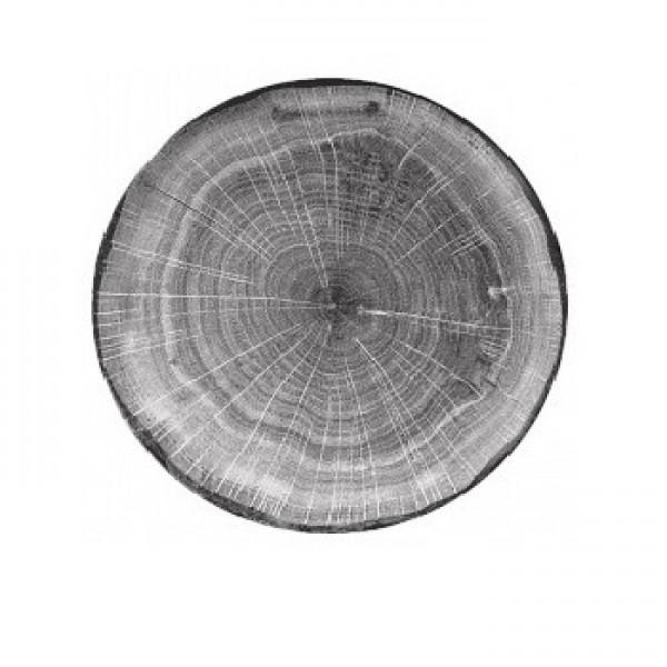 Тарелка RAK Woodart круглая 210 мм