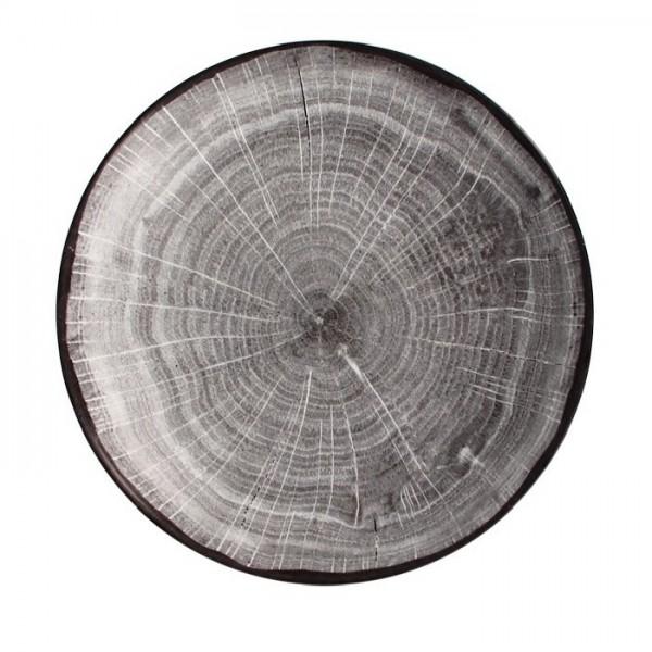 Тарелка RAK Woodart круглая 240 мм