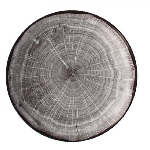 Тарелка RAK  Woodart круглая 270 мм