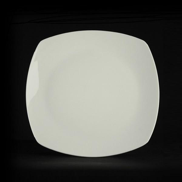 Тарелка квадратная «Chan Wave» 25 см