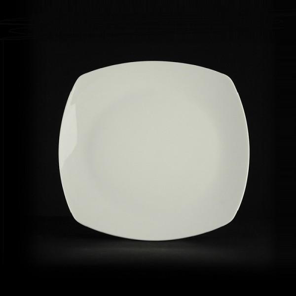 Тарелка квадратная «Chan Wave» 20 см
