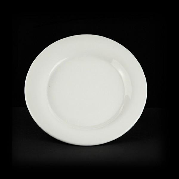 Тарелка с объемными полями «Sam&Squito» 24см