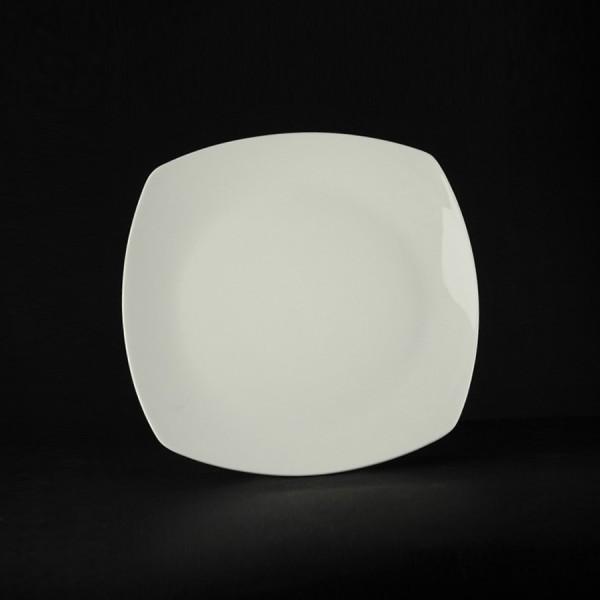 Тарелка квадратная «Chan Wave» 17,5 см