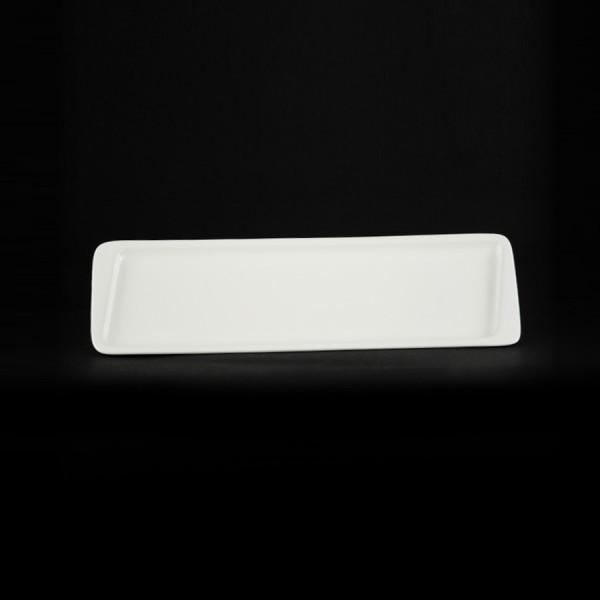 Блюдо узкое прямоугольное «Sam&Squito» 310х90 мм