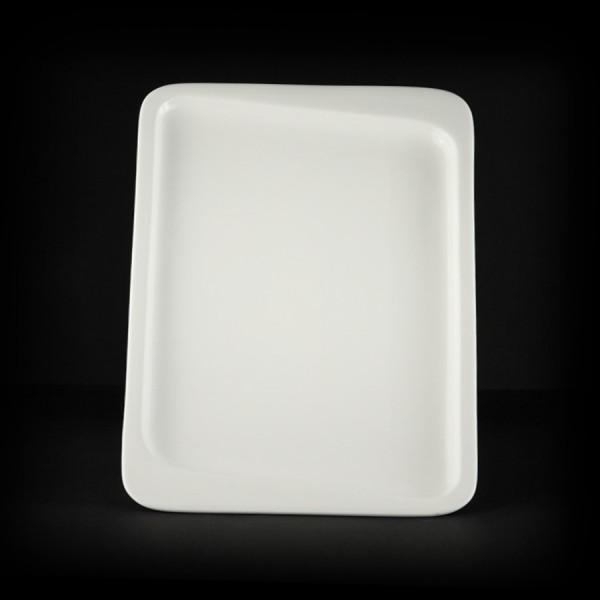 Блюдо прямоугольное «Sam&Squito» 350х210 мм