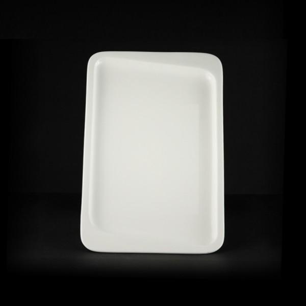 Блюдо прямоугольное «Sam&Squito» 300х180 мм