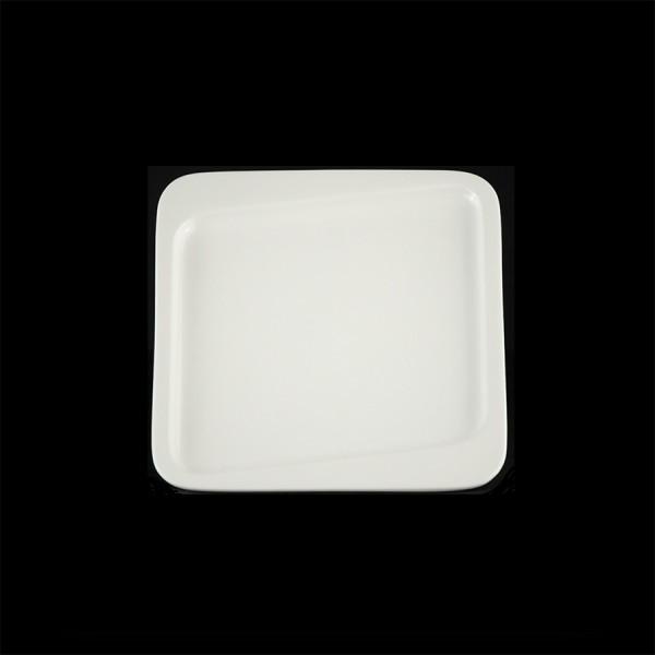 Тарелка мелкая квадратная «Sam&Squito» 150 мм