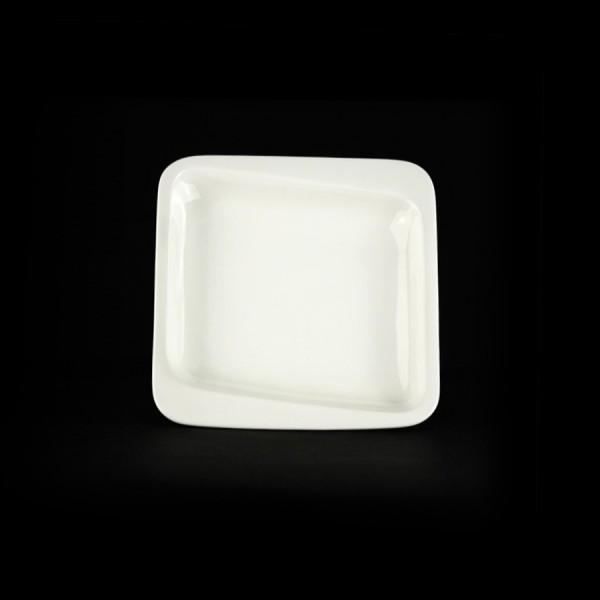 Блюдце  квадратное «Sam&Squito» 90 мм