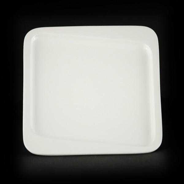 Тарелка мелкая квадратная «Sam&Squito» 300 мм