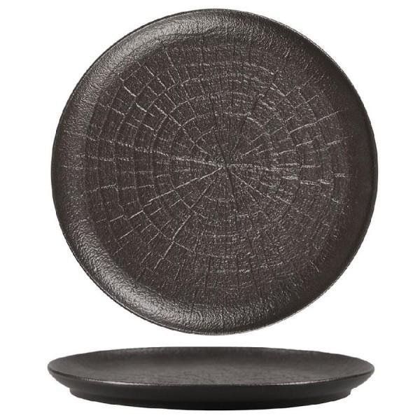 Тарелка круглая Black Star 205 мм