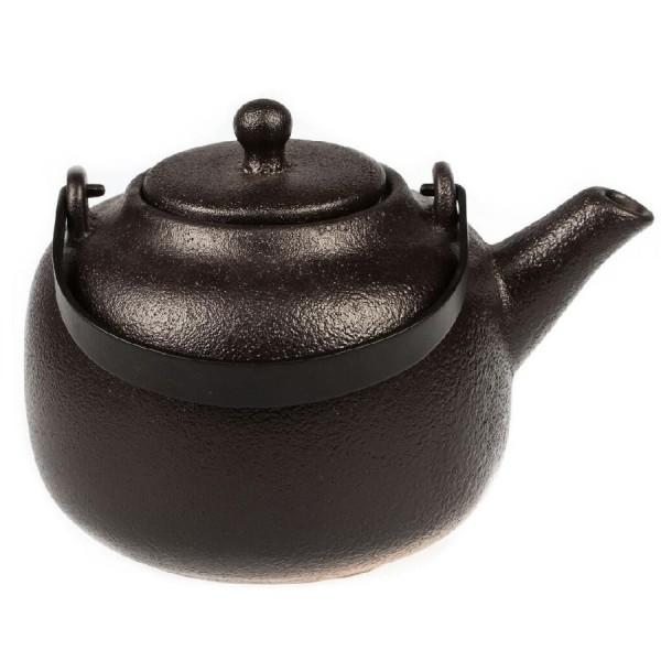 Чайник с металлическим ситом Black Star 950 мл