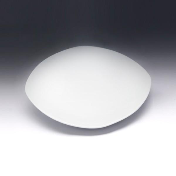 Тарелка мелкая квадратная «Collage» 200 мм