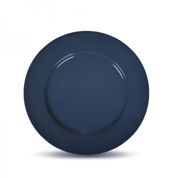 Тарелка мелкая «Corone» 250 мм синяя