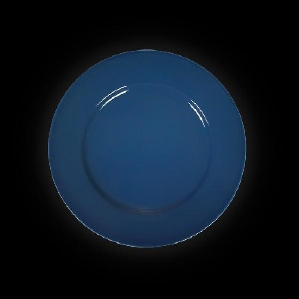 Тарелка мелкая «Corone» 160 мм синяя