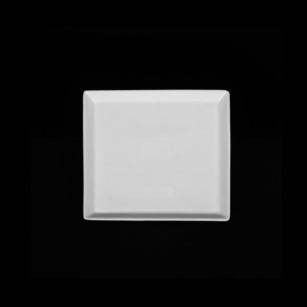 Тарелка квадратная «Corone Carre» 130х130 мм