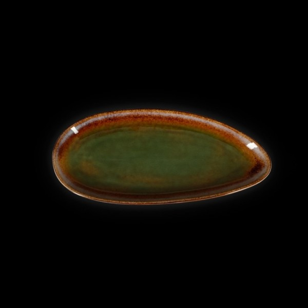 Блюдо овальное «Verde» 360х160 мм