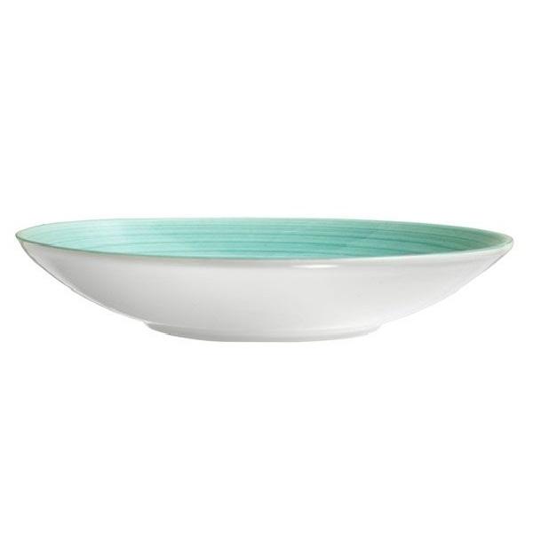 Тарелка глубокая 230 мм, Madison mint