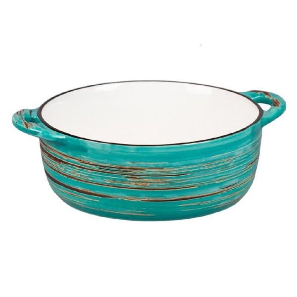 Чашка суповая Texture Light Cyan 550 мл