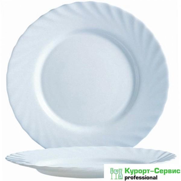 Тарелка плоская, 27 см. Трианон
