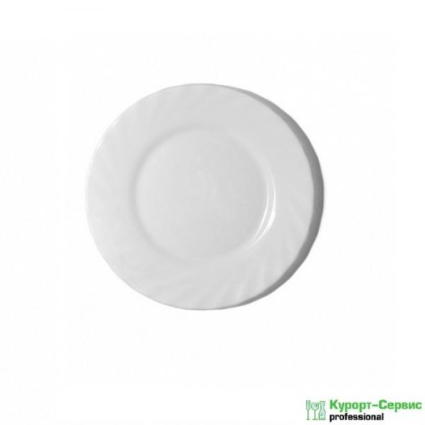 Тарелка плоская, 15.5 см. Трианон