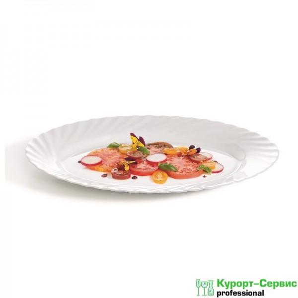 Блюдо овальное 35 cм. Трианон