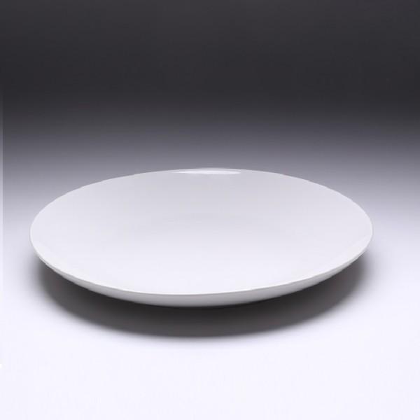 Тарелка без бортов Tvist Ivory 226 мм